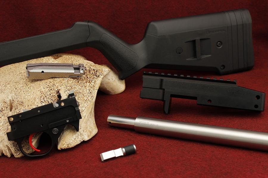kidd 22lr supergrade premium rifle custom build