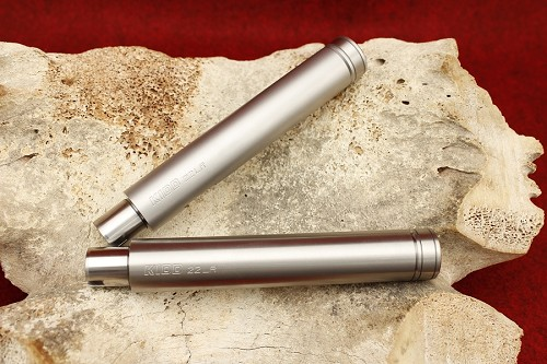 "KIDD .22 Stainless Steel 6"" Pistol Barrel With Threaded Muzzle"